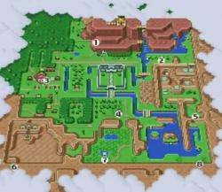 Gameplay_Ledgend_of_Zelda2